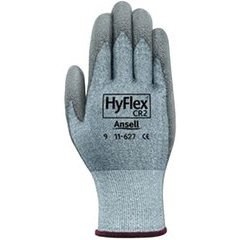 Size 9 Hyflex Light Duty Cut Resistant Gloves Gray