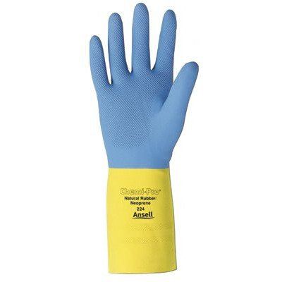 Chemi-Pro Unsupported Neoprene Gloves
