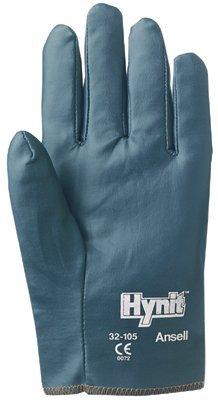 Size 7 Nitrile Impregnated Fabric Hynit Gloves