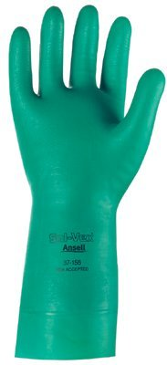 Size 10 Sol-Vex Unsupported Nitrile Gloves