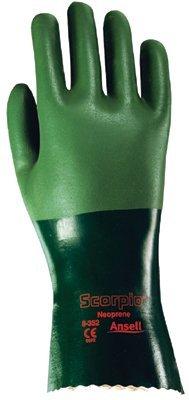 Size 8 Scorpio Neoprene Coated Gloves