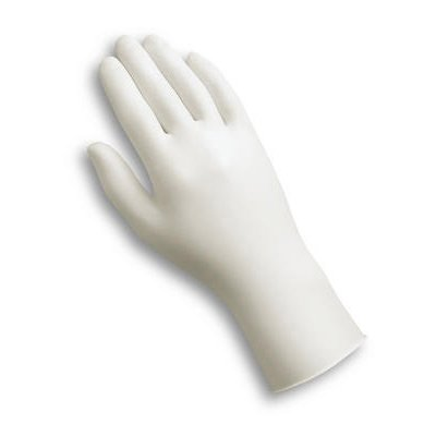 Clear, Dura-Touch 5-Mil PVC Disposable Gloves-X-Large