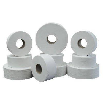 2-Ply Economy Size Green Heritage Jumbo Toilet Tissue-9-inch Diameter