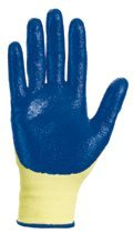 Large G60 Level 2 Nitrile Coated Cut Gloves