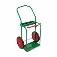 Dual Cylinder Cart/Medium Set