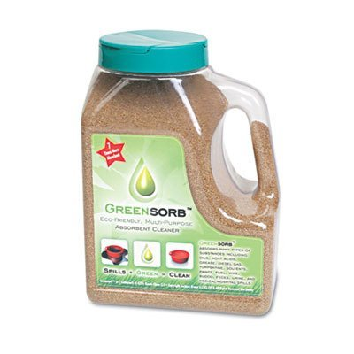 4 Pound Multipurpose Greensorb Sorbent Cleaner