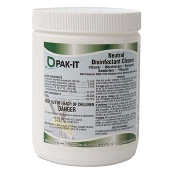 Neutral Disinfectant Surface cleaner