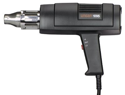 120 Volts Dual Temperature Heat Gun