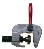 Steel Plate Clamps With Load Activated Screws