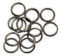 I.D. Split Key Metal Rings