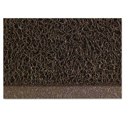 Crown Mats Amp Matting 36 Quot X 60 Quot Brown Spaghetti Loop Vinyl