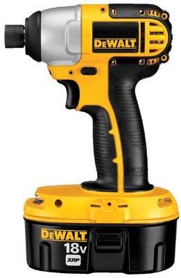 "1/4"" (6.35mm) 18 Volt Heavy-Duty Cordless Impact Driver Kit"