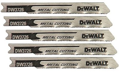 "3"" 36 Teeth Per-in U-Shank Jig Saw Blade"