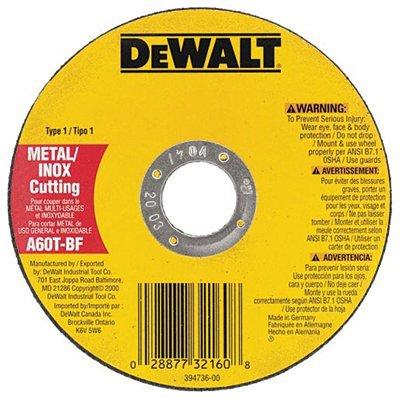 """5"""" x .045"""" x 7/8"""" Metal Thin Cut-Off Wheel"""