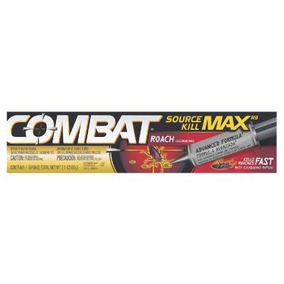 2.1 oz Combat Source Kill Max Roach Control Gel