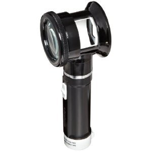 Flashlight Magnifying Glass