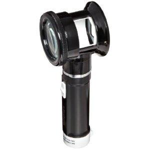Flashlight Magnifying Glass