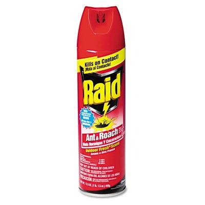 17.5 oz Aerosol Ant and Roach Killer