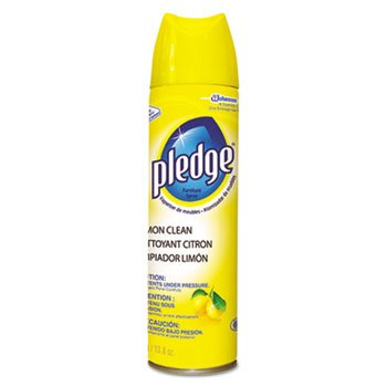 Pledge 13.8 oz Lemon-Scented Furniture Polish