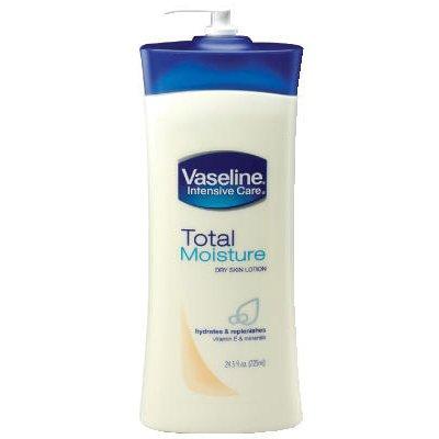 Total Moisture Dry Skin Lotion w/Vitamin E Pump Bottle-24.5-oz