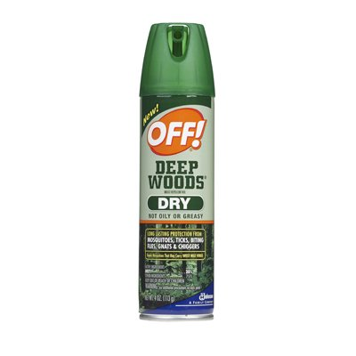 4 Oz Deep Woods Aerosol Insect Repellent
