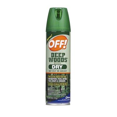 4 Oz Deep Woods Aerosol Insect Repellent