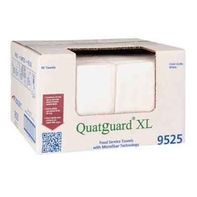 XL Disposable Microfiber Wipes