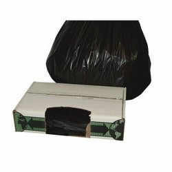 Black 1 mil Economy Ecosac Low-Density 40-45 Gal Can Liner