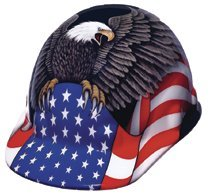 Spirit of America Graphics SuperEight Hard Cap