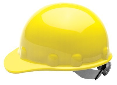 Thermoplastic Superlectric Yellow Hard Cap