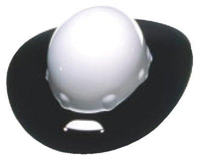 Honeywell Gray Full Brim Hat Style Sunbrero Sunshields