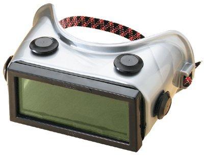 Plastic Flexible/Rigid Frame Welding Goggles