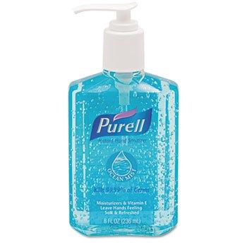 8 oz Purell Ocean Mist Scented Hand Sanitizer