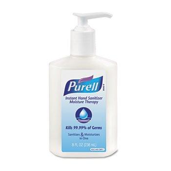 8 oz Purell Moisture Therapy Hand Sanitizer
