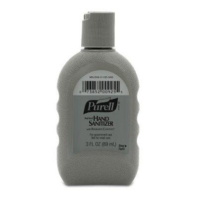 FST Instant Hand Sanitizer Military Bottle-3-oz