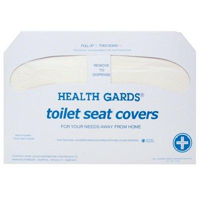 Hospeco Hg 1000 White 250 Count Half Fold Paper Health
