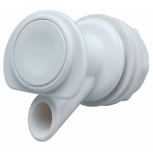 White Plastic Spigot