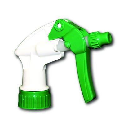 Green/White, General Purpose Trigger Sprayer- 9.875-in