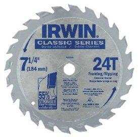 "7-1/4"" Carbide-Tipped Circular Saw Blade"