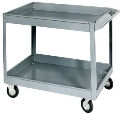 "500 lb Capacity Service Cart w/ 5"" Wheels"