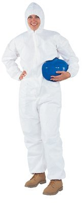 4xl A30 Breathable Splash & Particle Protection Coveralls
