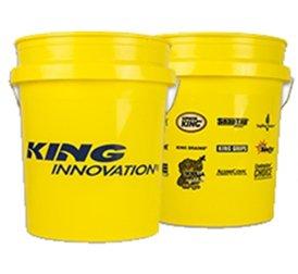 5 Gallon Logo Bucket