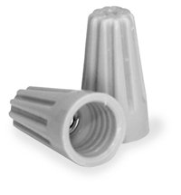 Contractor Choice Gray Wire Connector, Pack of 1000