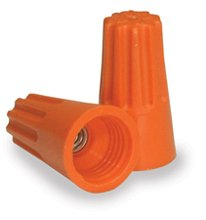 Contractor Choice Orange Wire Connector, Pack of 500