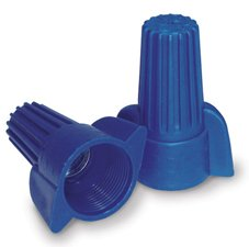 Contractor Choice Blue Wing Wire Connector, Pack of 100