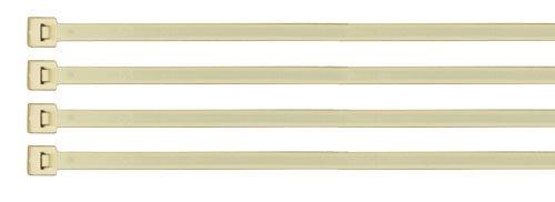 14.5-IN Nylon Cable Zip Ties, 50-LB Tensil Strength