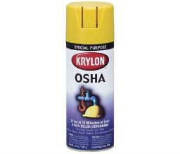Industrial OSHA Paint in Safety Yellow