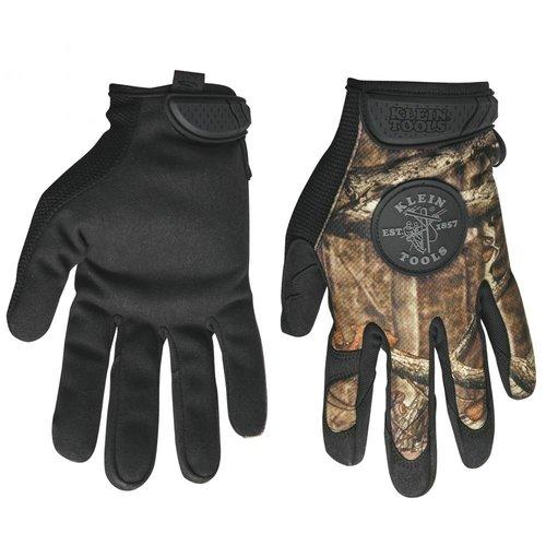 Journeyman Camouflage Gloves, size L