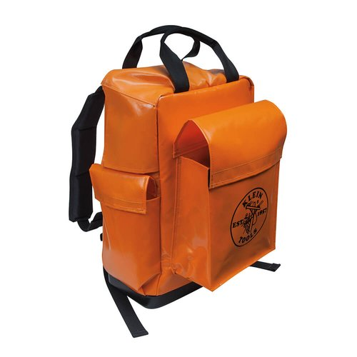 Klein Lineman Backpack Klein 5185ora Homelectrical Com