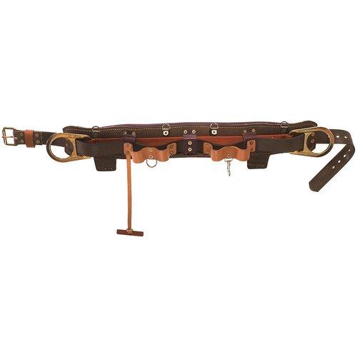 Standard Full-Floating Body Belt  Style No. 5282N 23D